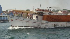 Venezolaanse kooplui Willemstad