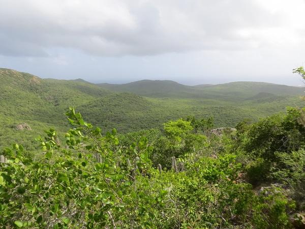 Uitzicht vanaf Christoffelberg