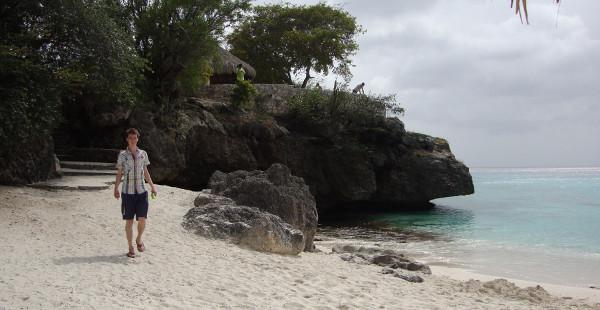 De Grote Knip is één van mijn favoriete plekjes op Curacao.