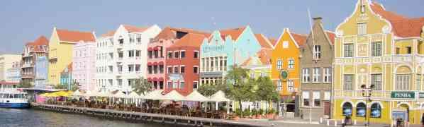 Willemstad één van de kleurrijkste steden