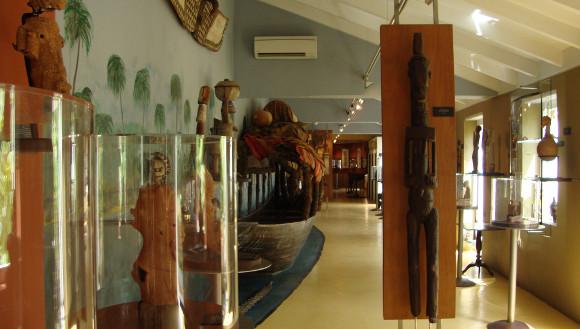 Kura Hulanda museum tentoonstelling
