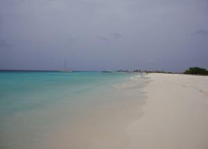Strand Klein Curacao