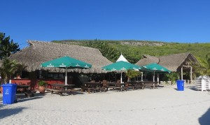 Restaurant Cas Abao Beach