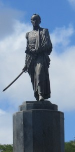 Standbeeld van Simón Bolívar